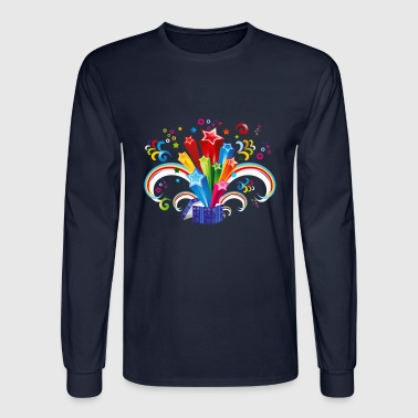 Celebration celebration - Men's Long Sleeve T-Shirt
