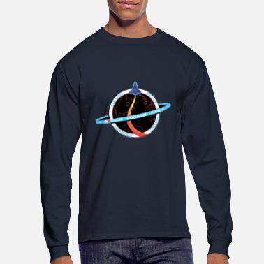Nasa NASA Space Shuttle - Men's Long Sleeve T-Shirt