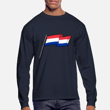 Netherlands netherlands - Men's Long Sleeve T-Shirt