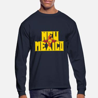 New-mexico New Mexico - Men's Long Sleeve T-Shirt