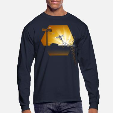 Phish Yarmouth Road - Gold - Men's Long Sleeve T-Shirt