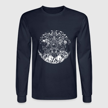 four elements - Men's Long Sleeve T-Shirt