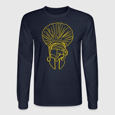 Bhangra Warrior - Men's Long Sleeve T-Shirt