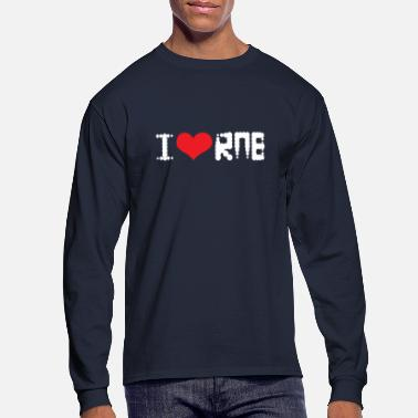 Rnb I love RNB - Men's Longsleeve Shirt