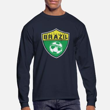 Brazil Brazil Football - Men's Long Sleeve T-Shirt