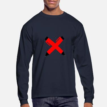 Pen pens - Men's Longsleeve Shirt