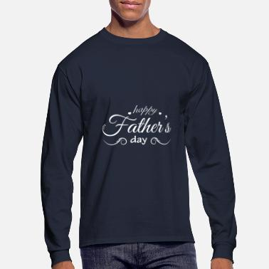 father day - Men's Long Sleeve T-Shirt