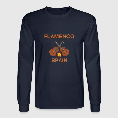 Flamenco flamenco spain - Men's Long Sleeve T-Shirt
