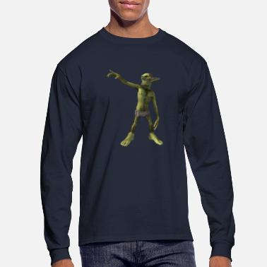 Goblin Goblin - Men's Long Sleeve T-Shirt