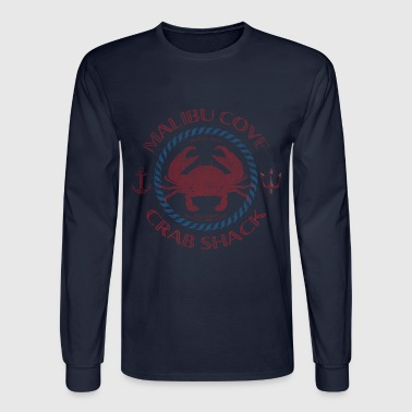 Malibu Cove Crab Shack - Men's Long Sleeve T-Shirt