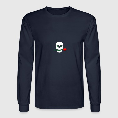 rose peng - Men's Long Sleeve T-Shirt