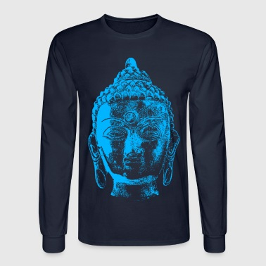 Buddha - Men's Long Sleeve T-Shirt