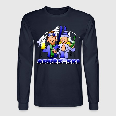 Après-ski - Men's Long Sleeve T-Shirt