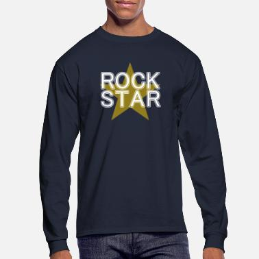 Superstar Rock Star Shirt Cool Stylish I'm Awesome Tee - Men's Longsleeve Shirt