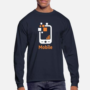 Mobile Mobile - Men's Longsleeve Shirt