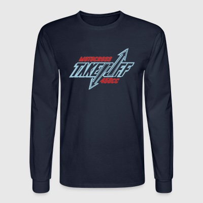 TakeOff-Motocross450cc - Men's Long Sleeve T-Shirt