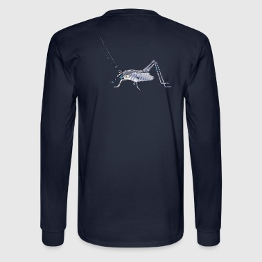 HEAVY METAL CRICKET - Men's Long Sleeve T-Shirt