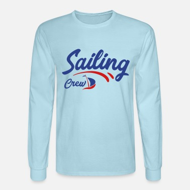 Sailboat sailing - Men's Longsleeve Shirt