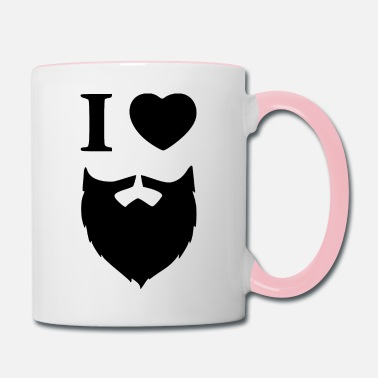 I Love i love - Contrast Coffee Mug