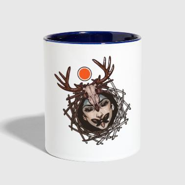 Silenced - Contrast Coffee Mug