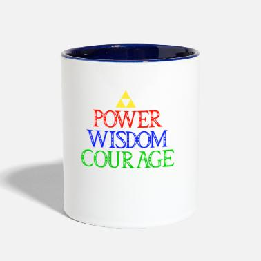 Motto Motto - Two-Tone Mug
