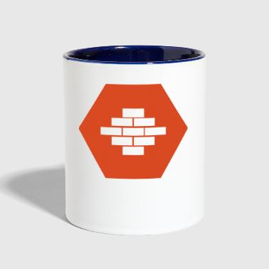 Wall - Contrast Coffee Mug