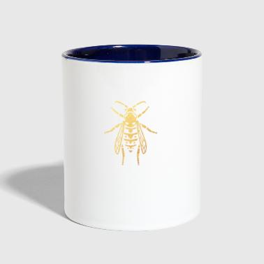 Wasp Wasp - Contrast Coffee Mug