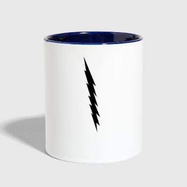 Black Lighting - Contrast Coffee Mug