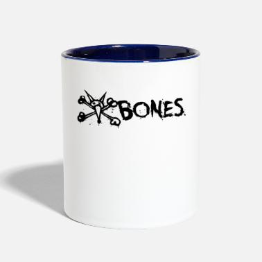 Bone BONES - Contrast Coffee Mug