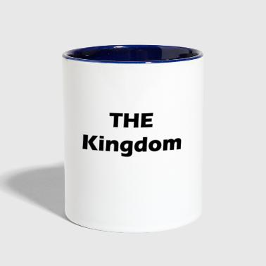 the kingdom - Contrast Coffee Mug