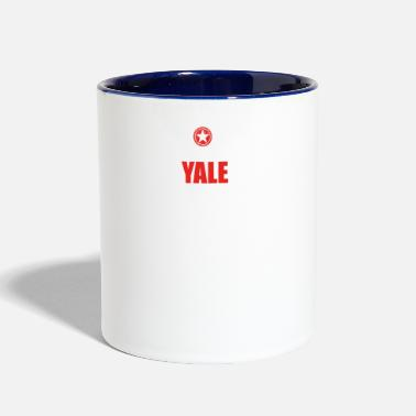 Yale Geschenk it s a thing birthday understand YALE - Contrast Coffee Mug
