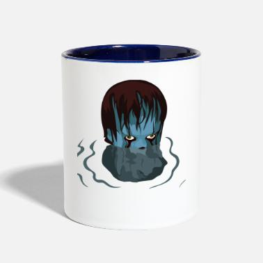 Under Water Pennywise Under Water - Contrast Coffee Mug