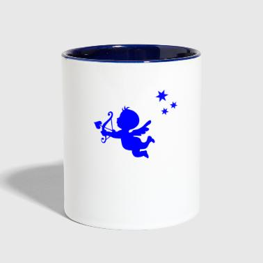 Cupid cupid - Contrast Coffee Mug