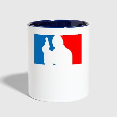 Counter Strike Csgo logo - Contrast Coffee Mug