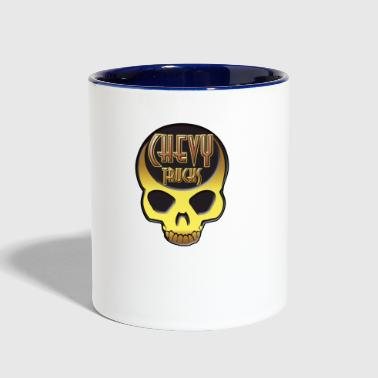 CHEVY - Contrast Coffee Mug