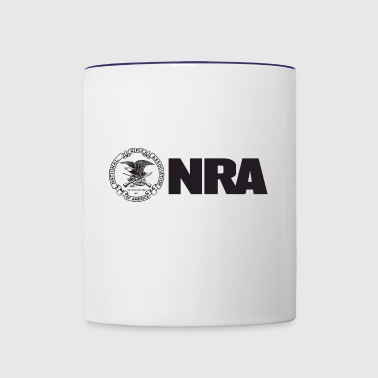 National Rifle Association - Contrast Coffee Mug