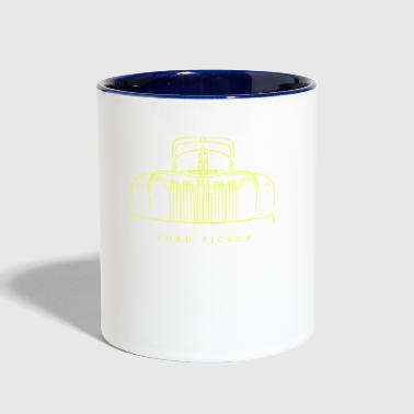 ford pickup - Contrast Coffee Mug
