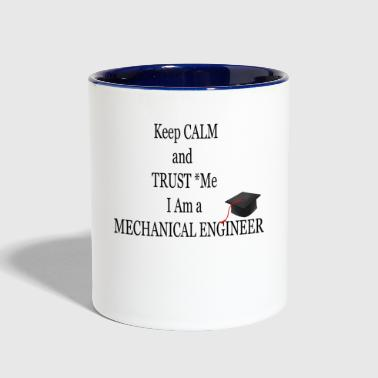 Mechanical Engineer Special Series - Contrast Coffee Mug