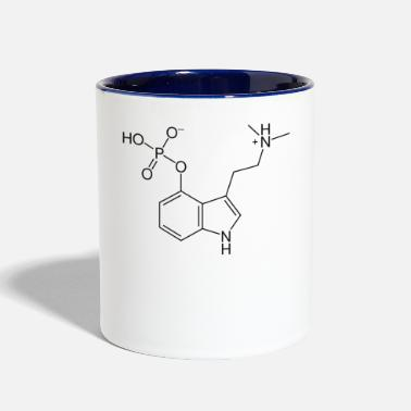 Magic psylocibin drug magic mushrooms - Contrast Coffee Mug