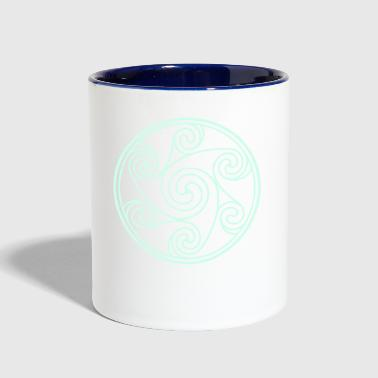 Wheels - Contrast Coffee Mug