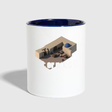 counter strike - Contrast Coffee Mug