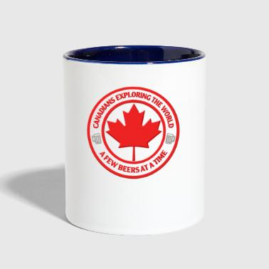 Canadian Canadians - Contrast Coffee Mug