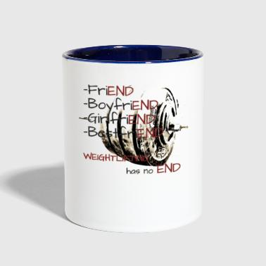 No END - Contrast Coffee Mug