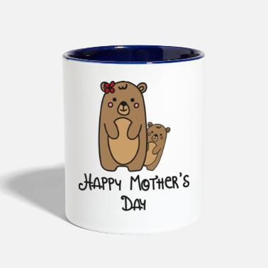 Mothers Day Mother Day Mothers Happy - Contrast Coffee Mug
