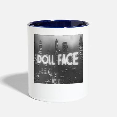 Cinema DOLLFACE CINEMA - Two-Tone Mug