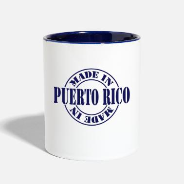 Puerto Rico made_in_puerto_rico_m1 - Contrast Coffee Mug