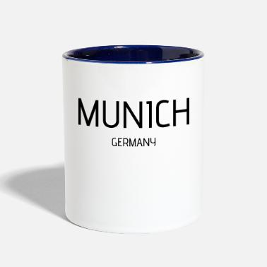 Munich Munich - Contrast Coffee Mug