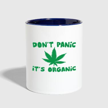 CANNABIS - Contrast Coffee Mug