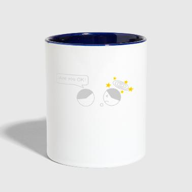 care - Contrast Coffee Mug