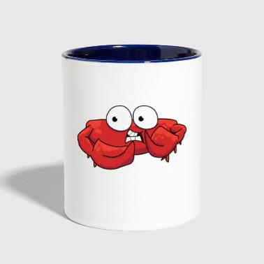 crayfish - Contrast Coffee Mug